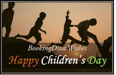 BookingDiva heartily wishes all the children on their Day with several food packages and discounts to fly out with colors of happiness and taste..... #BookingDiva #BookNow