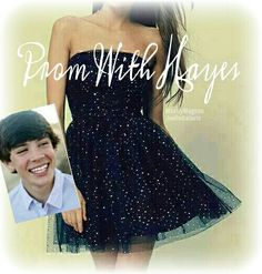 Magcon Preference: Prom @hayesgrier