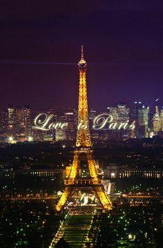 Love is paris