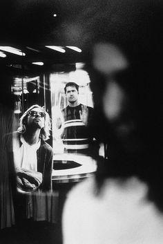 Kurt Cobain, Dave Grohl & Krist Novoselic