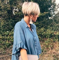 2018 Short Hairstyles - 8