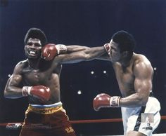 Sept. 15, 1978, Muhammad Ali wins his third heavyweight crown by defeating Leon Spinks.