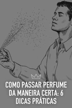 perfume, como passar