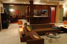 60s apartment design - Buscar con Google