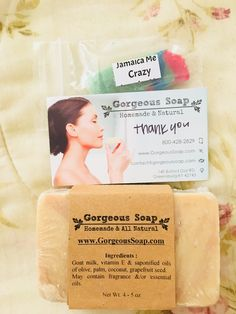 Another Etsy shop that Has amazing natural products 😘