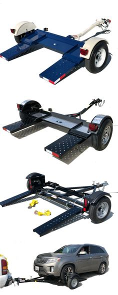 Tow Almost any Car with the toughest car tow dollies in the market. Up to 80 inch wide vehicles. Trailer Plans, Car Trailer, Utility Trailer, Metal Projects, Welding Projects, Trailer Dolly, Datsun 240z, Metal Shop, Jeep Cars
