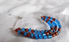 Bracelet Fashion Jewelry Artisan Jewelry Silver by BlackOrchidCo