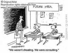 ¿Qué es lo que queremos evaluar en los estudiantes? Idealmente su capacidad de resolver problemas reales en un entorno real basándose en los conocimientos de que se trate. Si ese es el objetivo, un examen individual y memorístico no cumple la función, sorprendentemente, copiar en el examen la cumpliría mejor.
