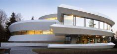 HAUS DER ASTRONOMIE / Location: Heidelberg-Königstuhl, Germany / Architect: Architekten Bernhardt + Partner Darmstadt, Germany