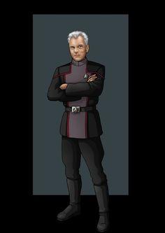 lieutenant commander soran - commission by nightwing1975 on DeviantArt