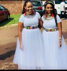 Discover recipes, home ideas, style inspiration and other ideas to try. Zulu Traditional Wedding Dresses, Zulu Traditional Attire, South African Traditional Dresses, Traditional Weddings, Latest African Fashion Dresses, African Dresses For Women, African Print Fashion, African Prints, African Women