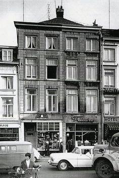 Frituren Reitz op de Markt is er al zo lang ik in Maastricht woon. En dat is meer dan 45 jaar.
