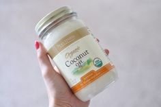 Pillow Thought: Fun Find {160 uses for Coconut Oil}