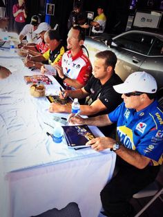 AUTOGRAPHS @ NHRA And So It Begins, Drag Racing, Sports, Hs Sports, Sport