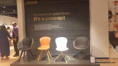 Luxury furniture of Boconcept