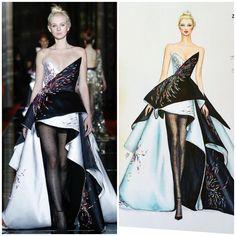 Fashion Art, Fashion Models, Girl Fashion, Fashion Show, Dress Design Sketches, Fashion Design Sketches, Illustration Mode, Fashion Illustration Sketches, Fashion Figure Drawing