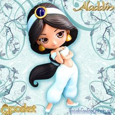 Q Posket Disney Characters Jasmine Disney Princess Characters, Disney Princess Babies, All Disney Princesses, Baby Disney, Disney Love, Disney Pixar, Disney Art, Mickey Mouse Wallpaper, Disney Traditions