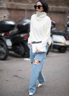 Best Best MFW Street Style from Fall 2017   StyleCaster