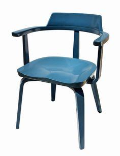 "1stdibs | ""W199"" Armchairs by Walter Gropius"
