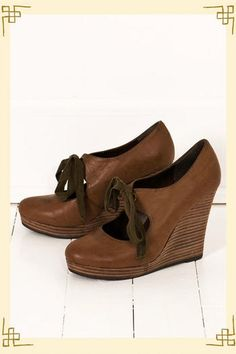 Love these wedges! From Francesca's. These are called Teenie Wedge by Restricted.
