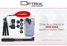 Optrix by Body Glove Custodia Impermeabile per la Fotocamera dell