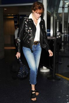 116 ideas for styling your denim or jeans this summer, as seen on the chicest celebrities: