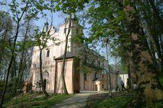 #Klasztor w Borku Starym. #dominikanie #borekstary