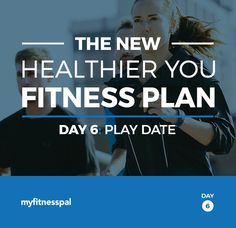 """Welcome back to The New Healthier You Fitness Plan. On day 6 of each week, we'll focus on moving in a fun, freeing way. We get so caught up in """"serious"""" exercise when we're focused on our goals, but having fun is a key component to any successful fitness plan. If you aren't enjoying yourself …"""