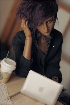 .hira:coffee:break. by =aPPlejaZZ on deviantART