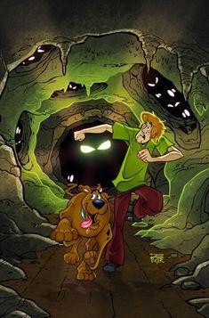 Scooby-Doo and Shaggy Classic Cartoon Characters, Classic Cartoons, Cartoon Tv, Cartoon Shows, Cute Wallpaper Backgrounds, Cartoon Wallpaper, Cute Wallpapers, Scooby Doo Images, Scooby Doo Pictures