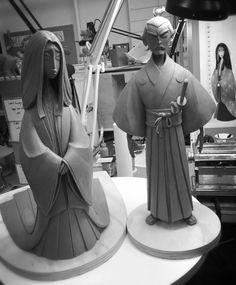 sculptures by Kent Melton