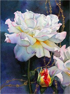 Jo-Neal Boic - Nipomo artist - watercolor
