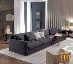 Итальянские диваны и кресла фабрики FRIGERIO