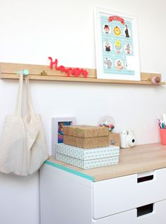 Ikea hack on pinterest kura bed ikea hacks and ikea kura bed - Caisson penderie ikea ...