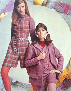 1967 Colleen Corby (right)