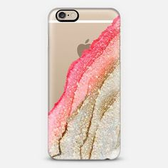 http://www.casetify.com/product/flawless-coral---faux-gold--by-monika-strigel-iphone-6/iphone6/261