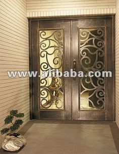 Home Depot Decorative Screen Doors Custom Made Wrought