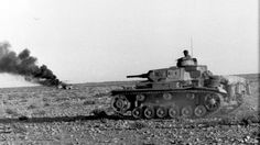 Nordafrika, Panzer III Seven Milestones throughout the Life of  Erwin Rommel - The Desert Fox