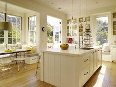 stephmodo: Light-Filled Modern Farmhouse Kitchen