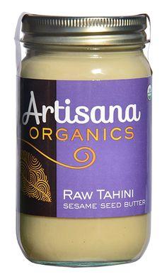 Raw Tahini Raw 100% Organic Pure Ground Sesame Seeds $10.49