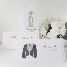 Personalised+Wedding+Party+Thank+You+Card+*P