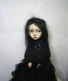 Yovanka Black doll