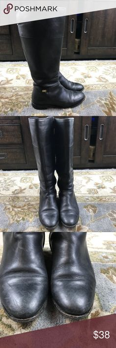 105d7d5c79a Spotted while shopping on Poshmark: Cole Haan Black Leather Boots.