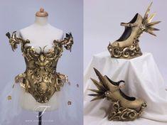 DeviantArt: More Like Hannah Alexander Art Nouveau Tinkerbell by Firefly-Path