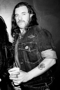 lemmy kilmister Colouring Pages