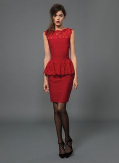 Tadashi Shoji Dresses & Skirts - Tadashi Shoji floor length red ...