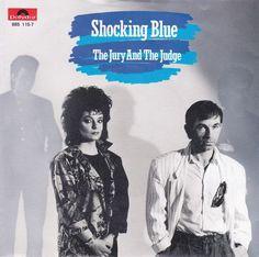 Shocking Blue - The Jury And The Judge Mariska Veres, Shocking Blue, Album, Rock Bands, Singer, Singers, Card Book