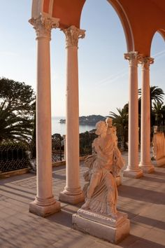 Villa Ephrussi de Rothschild, Saint-Jean-Cap-Ferrat - www.villa-ephrussi.com Been here and it is the most beautiful place in the world