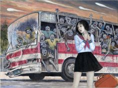 2011年9月の銀座ヴァニラ画廊での合同展示会出品作