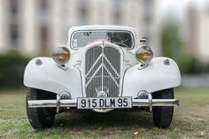 Citroën Traction Avant  - Auto Retro Herblay 2016 by Gilles_Bizet